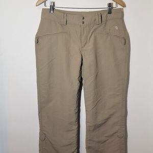 The North Face Women's Tan Nylon Pants